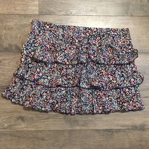Pretty Express ruffled skirt